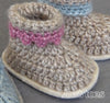 Billie Baby Boots Crochet Kit - Joe's Toes  - 1
