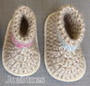 Billie Baby Boots Crochet Kit - Joe's Toes  - 2