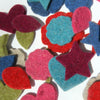Thick Wool Felt Stars - Joe's Toes  - 2