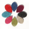 Thick Wool Felt Petals - Joe's Toes  - 1