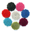 Thick Wool Felt flower - 35mm (small) - Joe's Toes  - 1