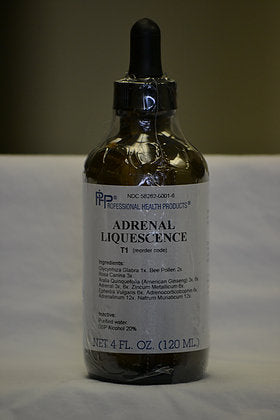 Adrenal Liquescence