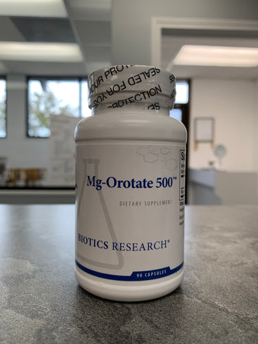 Magnesium Orotate - North Texas Wellness Center