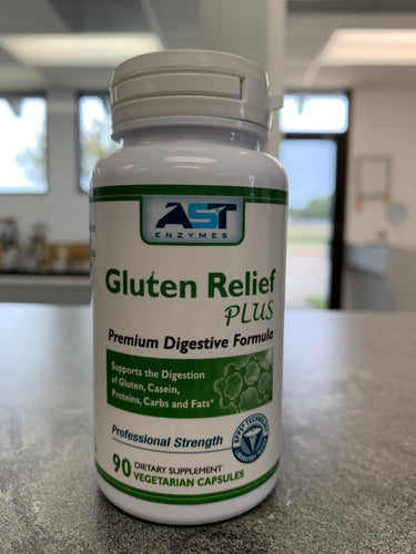 Gluten Relief Plus - North Texas Wellness Center