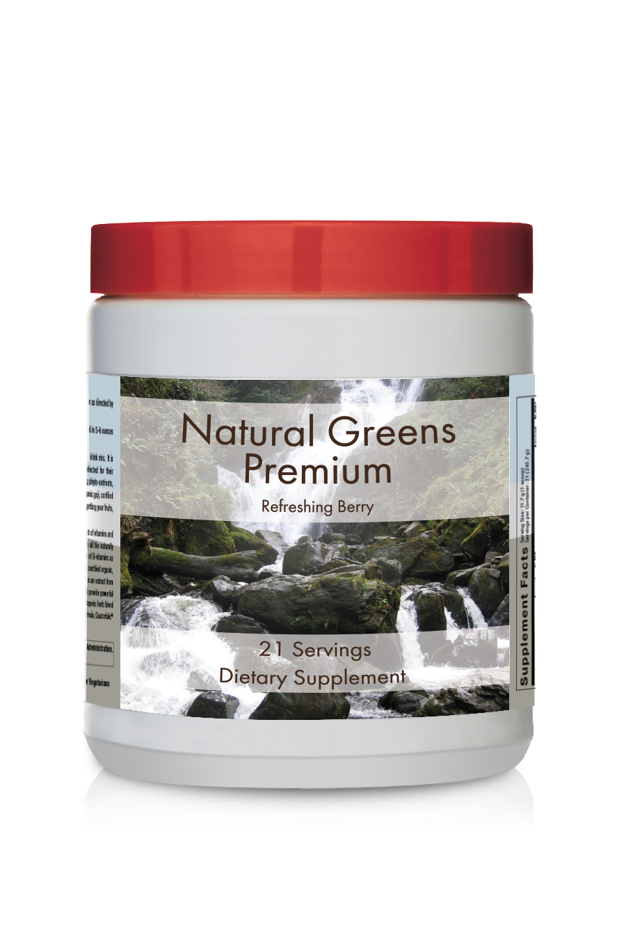 Natural Greens Premium - North Texas Wellness Center