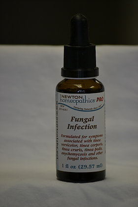 Fungal Infection Homeopathic