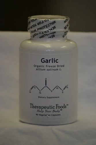 Garlic - North Texas Wellness Center