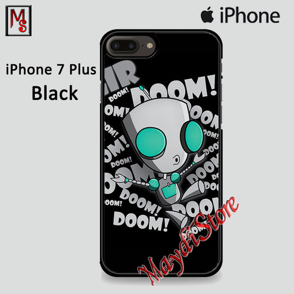 Invader Zim Gir Doom For Iphone 7 Plus Case