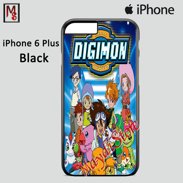 Digimon Digital Monsters For Iphone 6 Plus Iphone 6S Plus Case