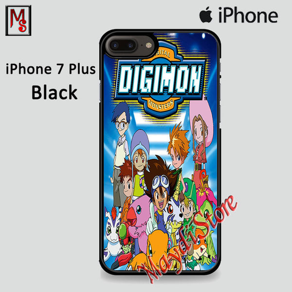 Digimon Digital Monsters For Iphone 7 Plus Case