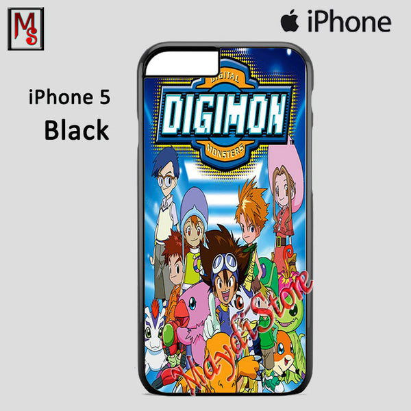 Digimon Digital Monsters For Iphone 5 Iphone 5S Iphone SE Case