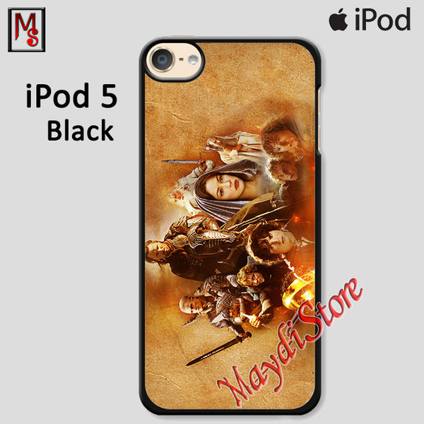 The Lord Of The Rings For Ipod Touch 5 Case