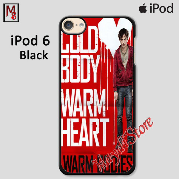 Warm Bodies For Ipod Touch 6 Case