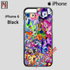 My Little Pony Friendship For Iphone 6 Iphone 6S Case