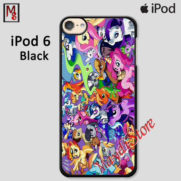 My Little Pony Friendship For Ipod Touch 6 Case