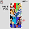 Natsu Dragneel And Lucy Heartfilia Fairy Tail For Ipod Touch 5 Case