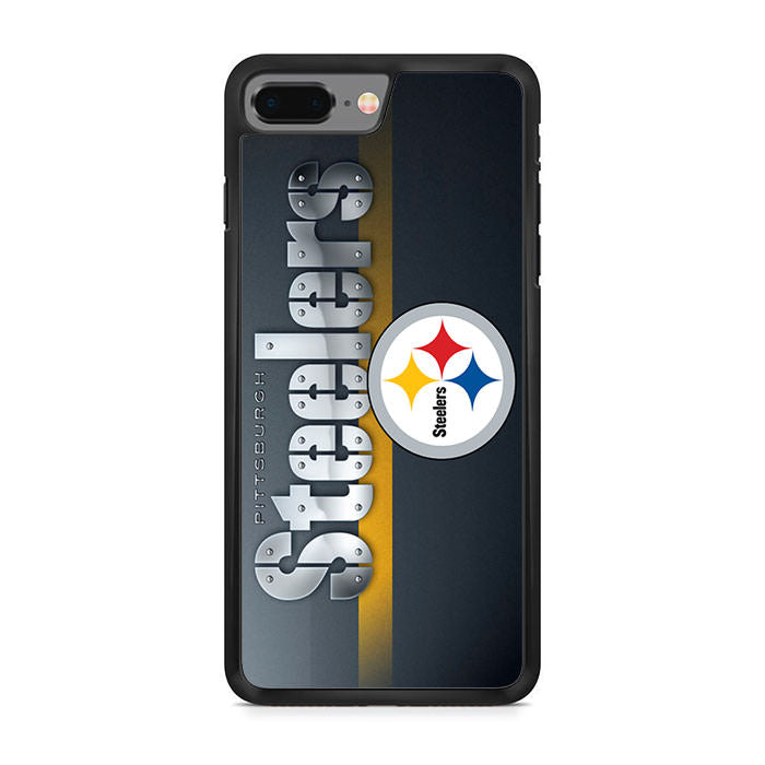 66ddf400a07 Logos And Uniforms Of The Pittsburgh Steelers For Iphone 8 Plus ...
