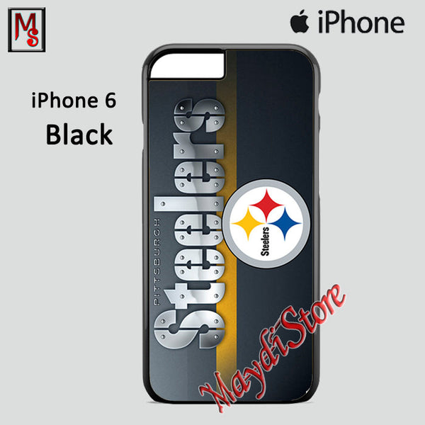 Logos And Uniforms Of The Pittsburgh Steelers For Iphone 6 Iphone 6S Case