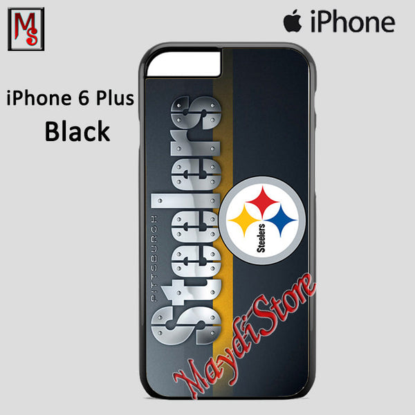 Logos And Uniforms Of The Pittsburgh Steelers For Iphone 6 Plus Iphone 6S Plus Case