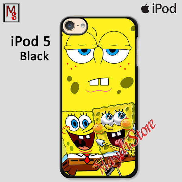 Spongebob Squarepants For Ipod Touch 5 Case