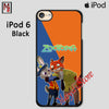 Zootopia For Ipod Touch 6 Case