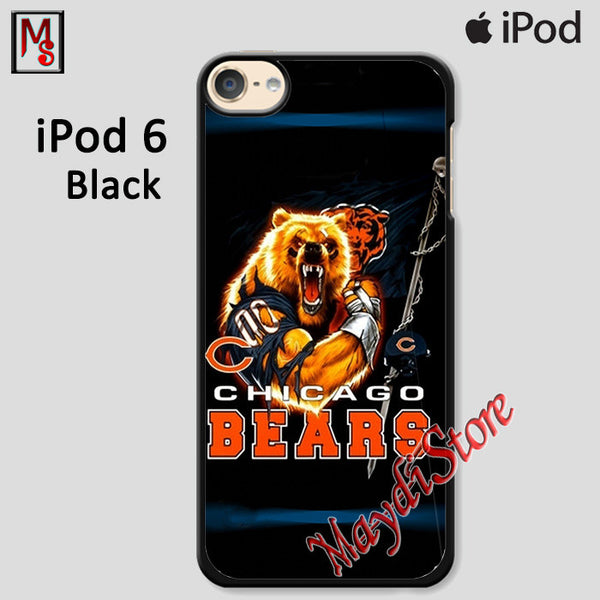 Bears Vs Packers For Ipod Touch 6 Case