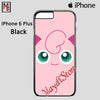 Jigglypuff Purin Pokemon For Iphone 6 Plus Iphone 6S Plus Case