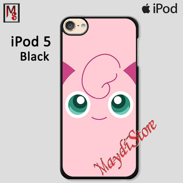 Jigglypuff Purin Pokemon For Ipod Touch 5 Case