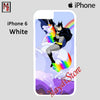 Cat Riding A Unicorn For Iphone 6 Iphone 6S Case