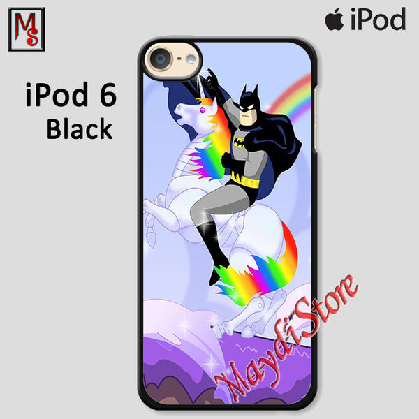 Cat Riding A Unicorn For Ipod Touch 6 Case