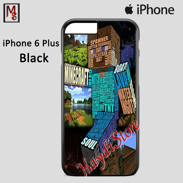 Minecraft For Iphone 6 Plus Iphone 6S Plus Case