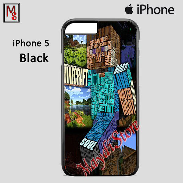 Minecraft For Iphone 5 Iphone 5S Iphone SE Case