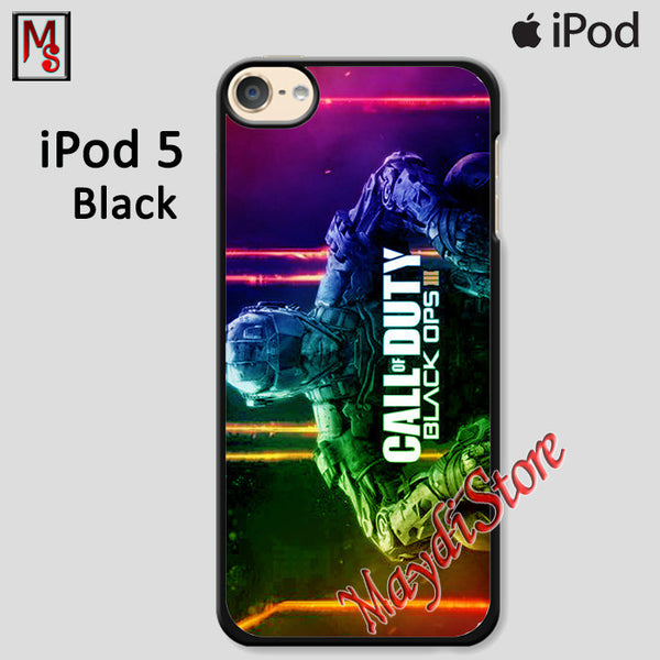 Call Of Duty Black OPS 3 For Ipod Touch 5 Case