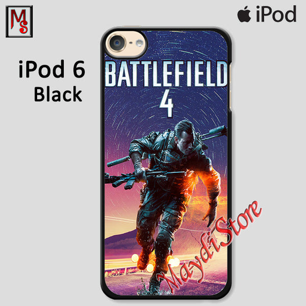 Battlefield 4 For Ipod Touch 6 Case