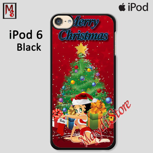 Merry Christmas Betty For Ipod Touch 6 Case