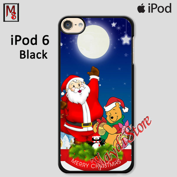 Merry Christmas Santa For Ipod Touch 6 Case