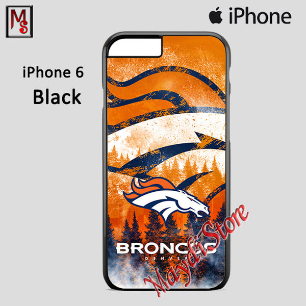 Denver Broncos For Iphone 6 Iphone 6S Case