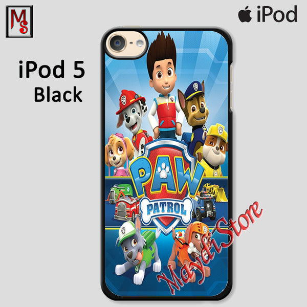 Paw Patrol For Ipod Touch 5 Case