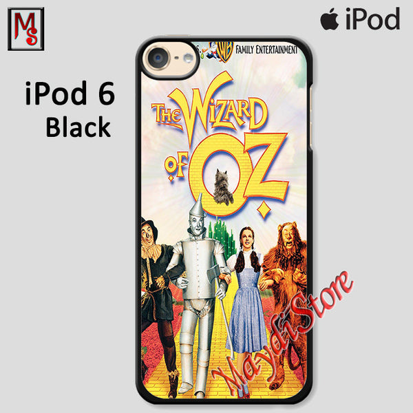 The Wizard Of Oz For Ipod Touch 6 Case