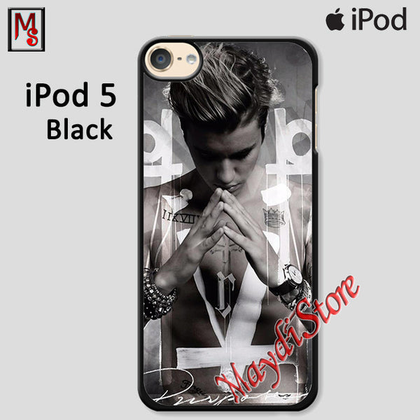 Justin Bieber Purpose For Ipod Touch 5 Case