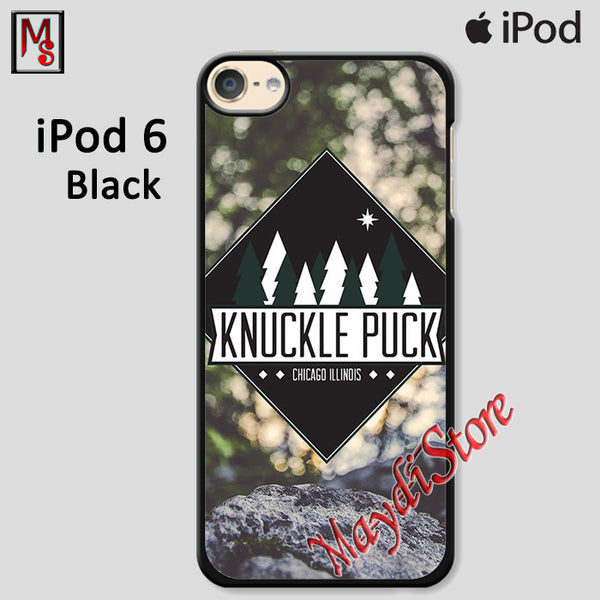 Knuckle Puck For Ipod Touch 6 Case