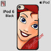 Ariel The Little Mermaid For Ipod Touch 6 Case