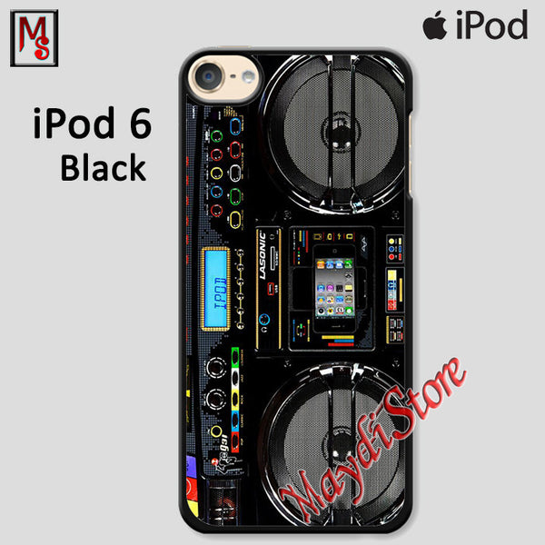 Lasonic Boombox Old For Ipod Touch 6 Case