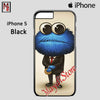 Cookie Monster In A Suit For Iphone 5 Iphone 5S Iphone SE Case