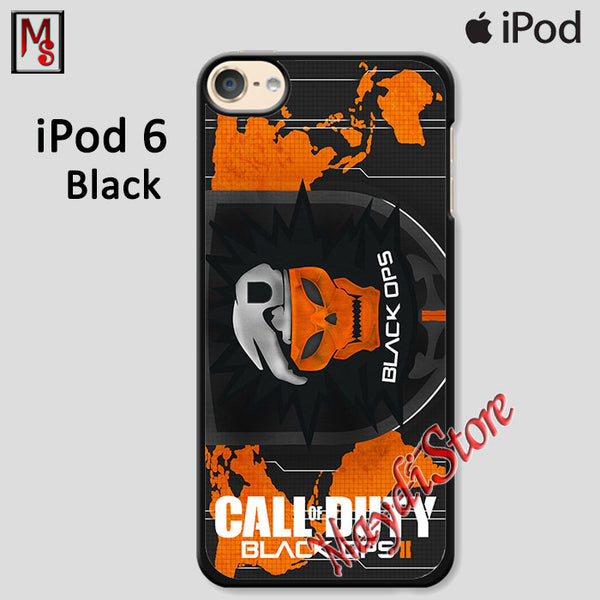 Call Of Duty Black OPS II For Ipod Touch 6 Case