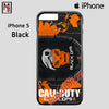 Call Of Duty Black OPS II For Iphone 5 Iphone 5S Iphone SE Case