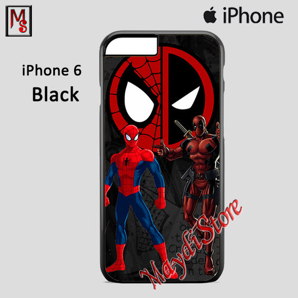 Spiderman Deadpool Spidypool For Iphone 6 Iphone 6S Case