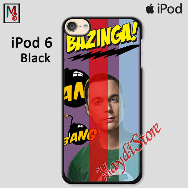 Bazinga For Ipod Touch 6 Case