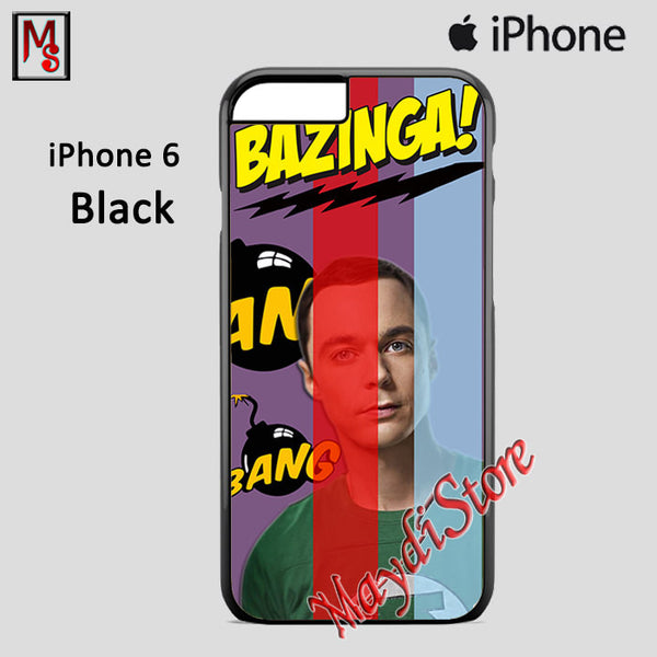 Bazinga For Iphone 6 Iphone 6S Case