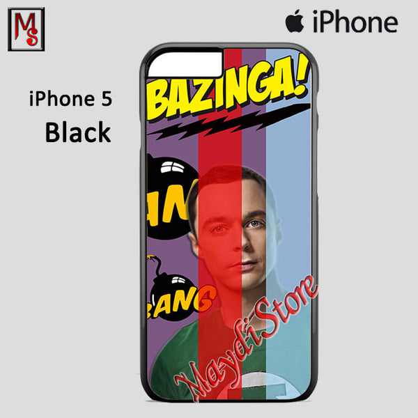 Bazinga For Iphone 5 Iphone 5S Iphone SE Case